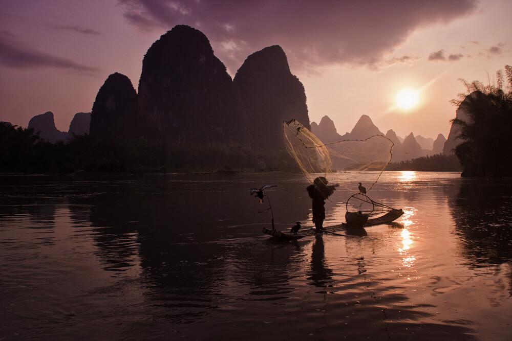 Charm of China 3 - fotokunst von Victoria Knobloch