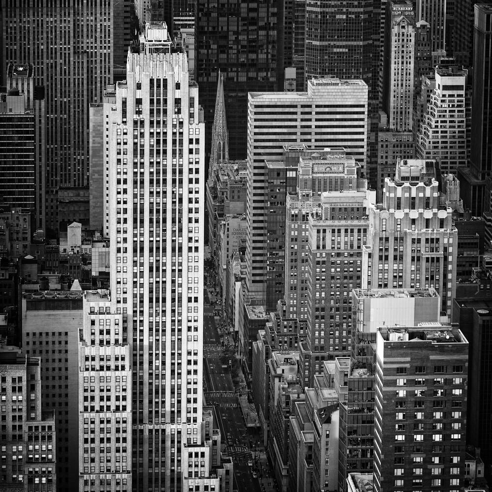New York, again? #4 - fotokunst von Norbert Gräf
