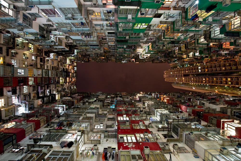 Neighborhood - fotokunst von Matthias Reichardt