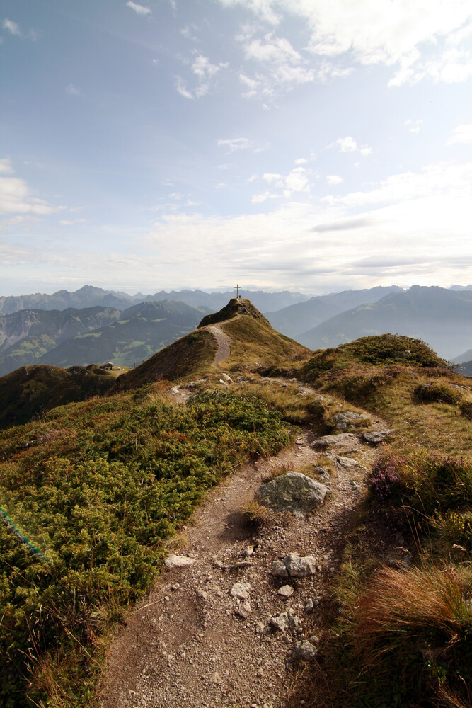 Gipfelkreuz - fotokunst von Jens Berger