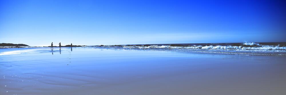 The Beach - fotokunst von Chris Ketze