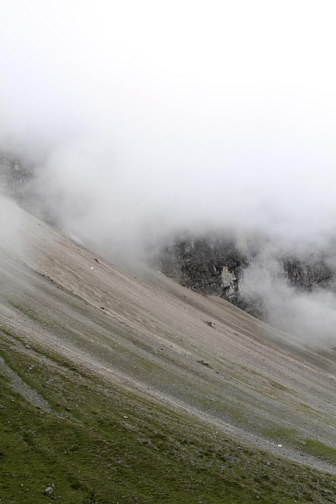 Alpen - fotokunst von Jens Berger