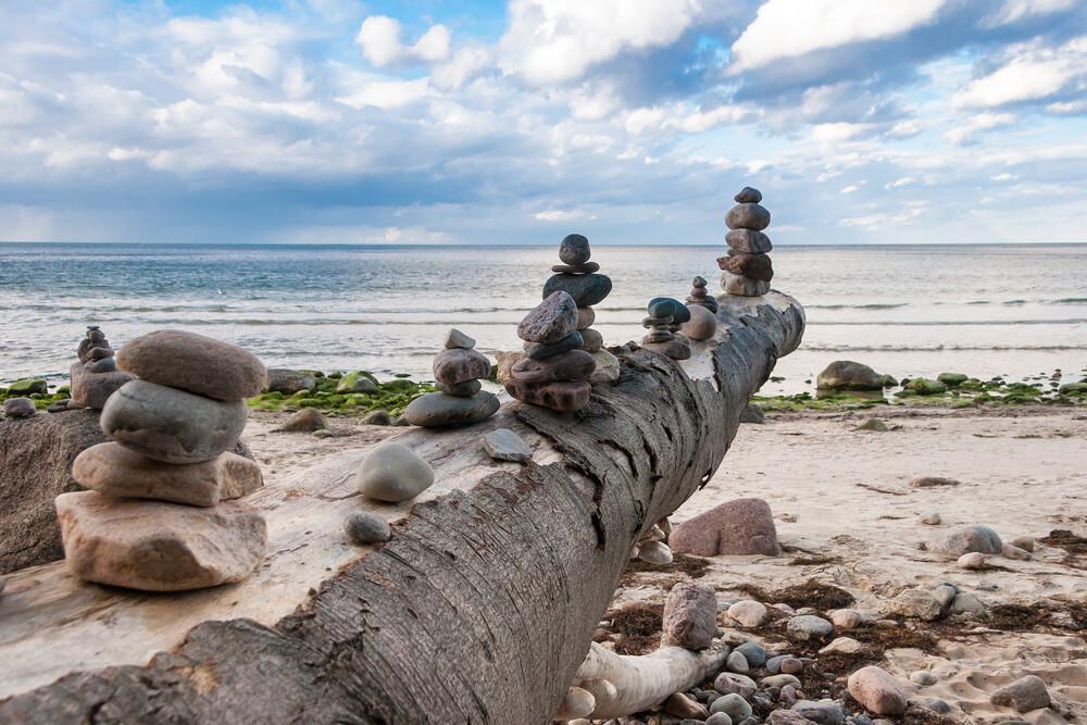 Steinig - fotokunst von Sebastian John