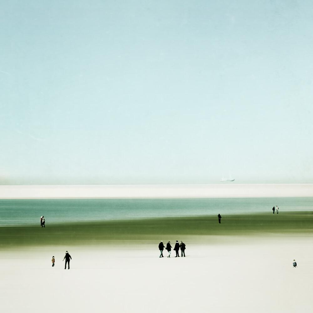 strandtag - fotokunst von Manuela Deigert