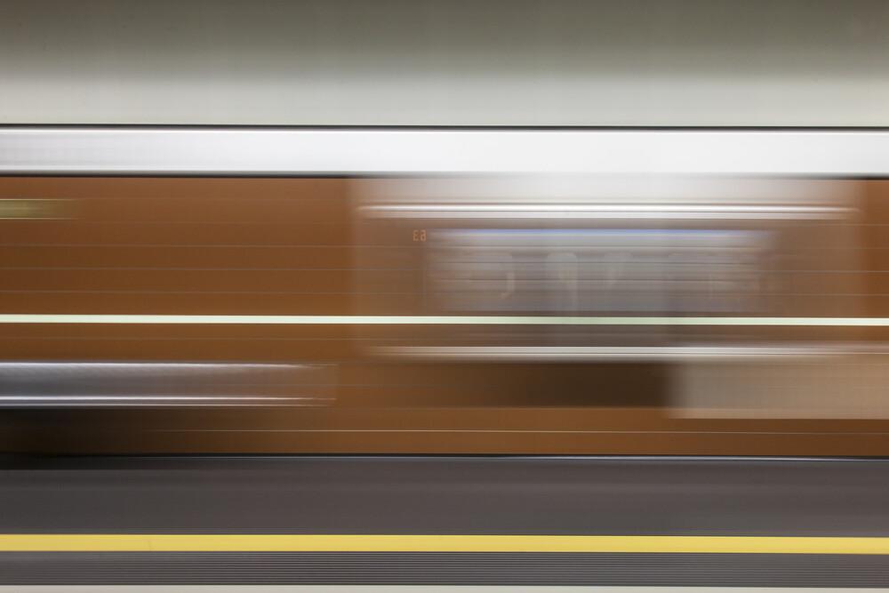 Going Home II - fotokunst von Michael Meinhard