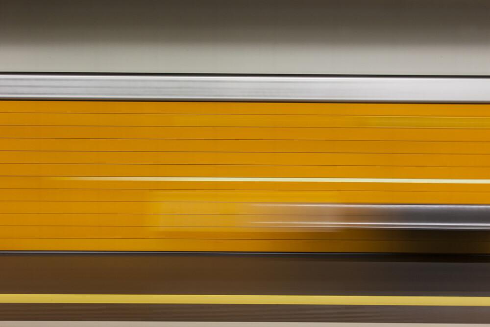 Going Home III - fotokunst von Michael Meinhard
