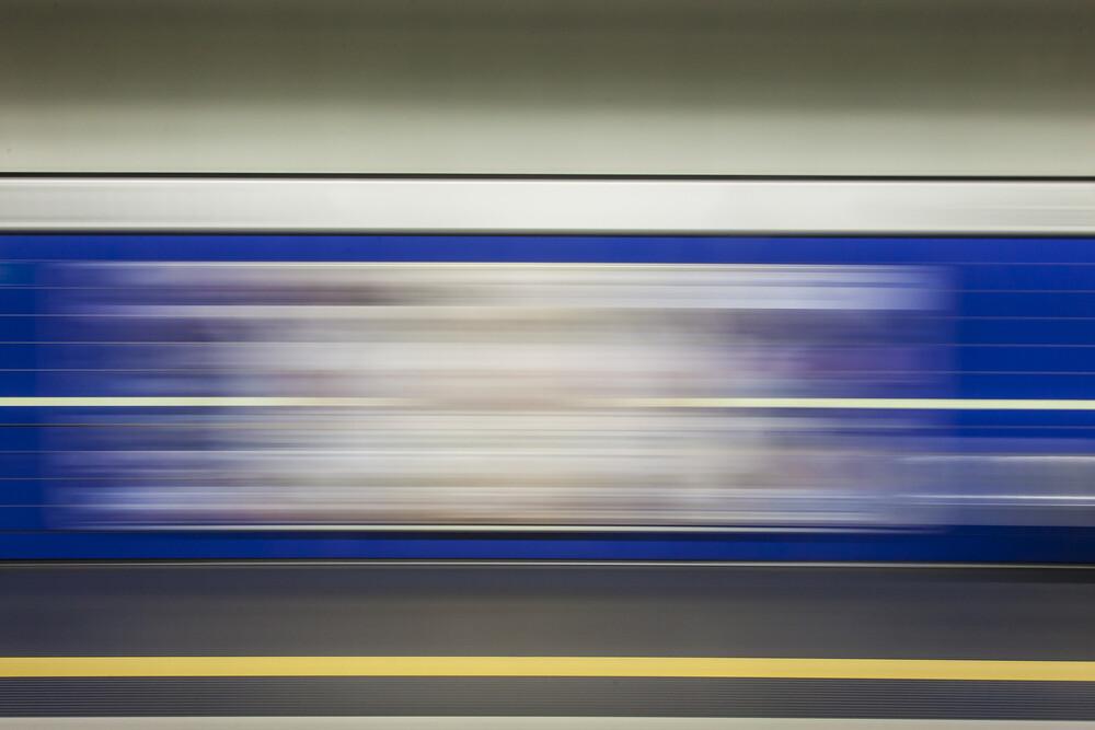 Going Home IV - fotokunst von Michael Meinhard