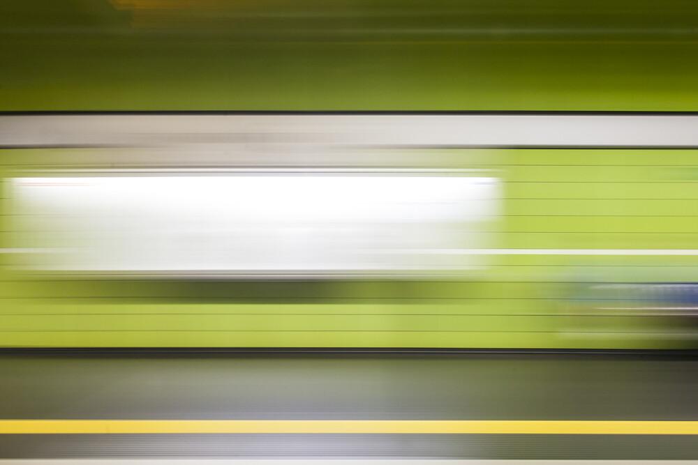 Going Home V - fotokunst von Michael Meinhard