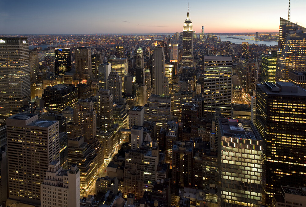 ...Manhattan - Fineart photography by Matthias Reichardt