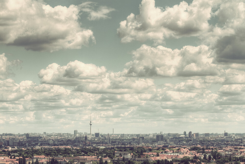 Berlin - fotokunst von Michael Belhadi