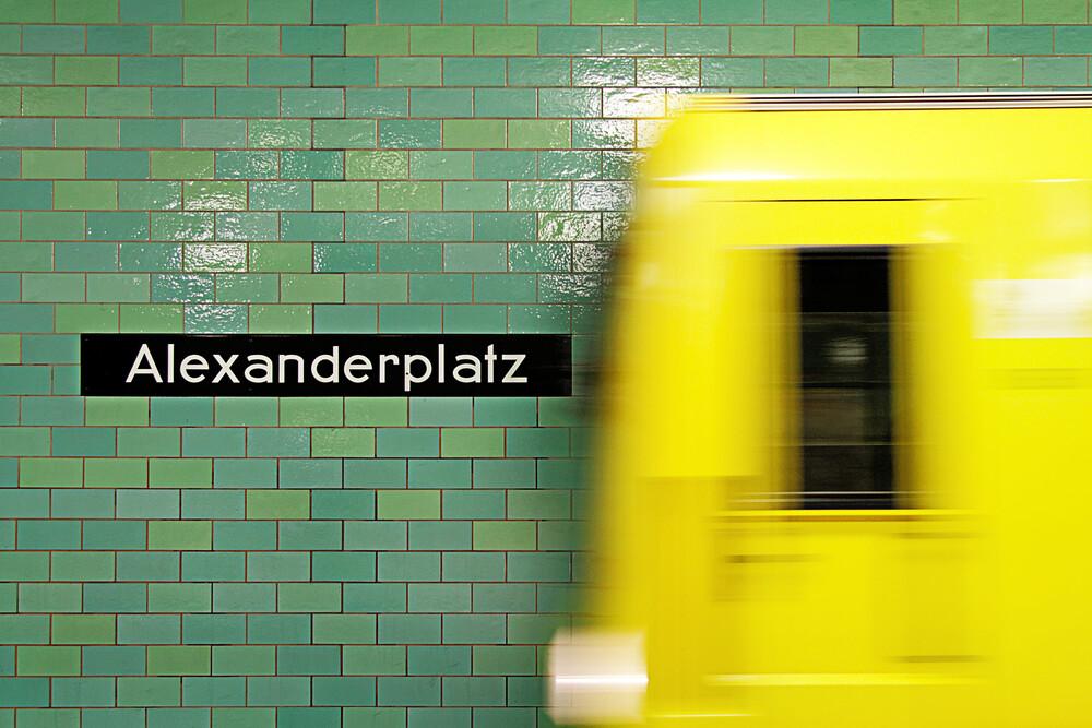 Reaching Alex - Fineart photography by Michael Belhadi