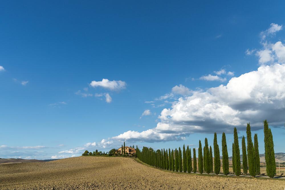 Street of clouds - fotokunst von Manuel Ferlitsch