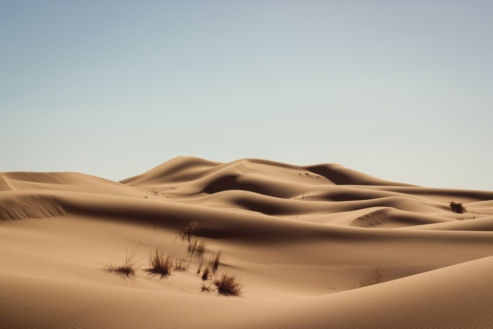 Merzouga - Fineart photography by Ariane Wolf