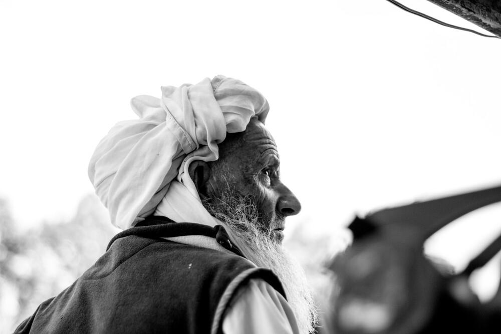 People of Pakistan - fotokunst von Benedict Karl