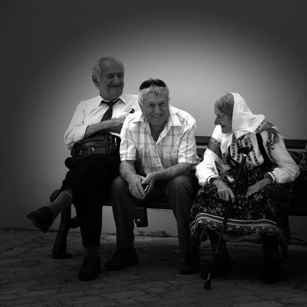 Begegnung - fotokunst von Ernst Pini