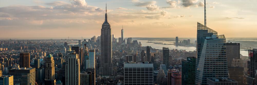 New York - fotokunst von Sebastian S