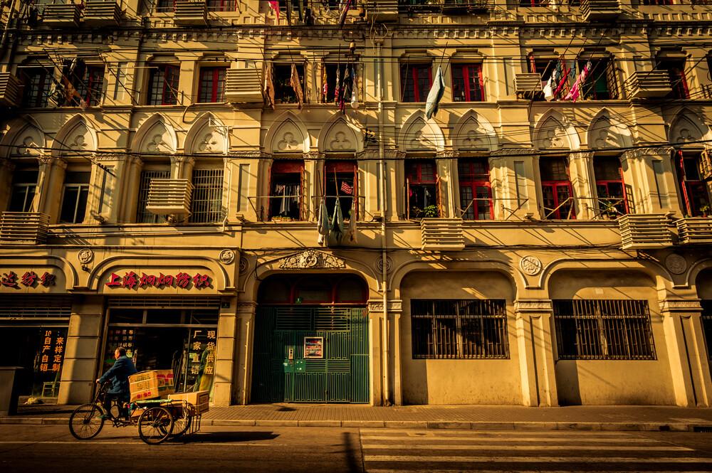City Apartments - fotokunst von Rob Smith