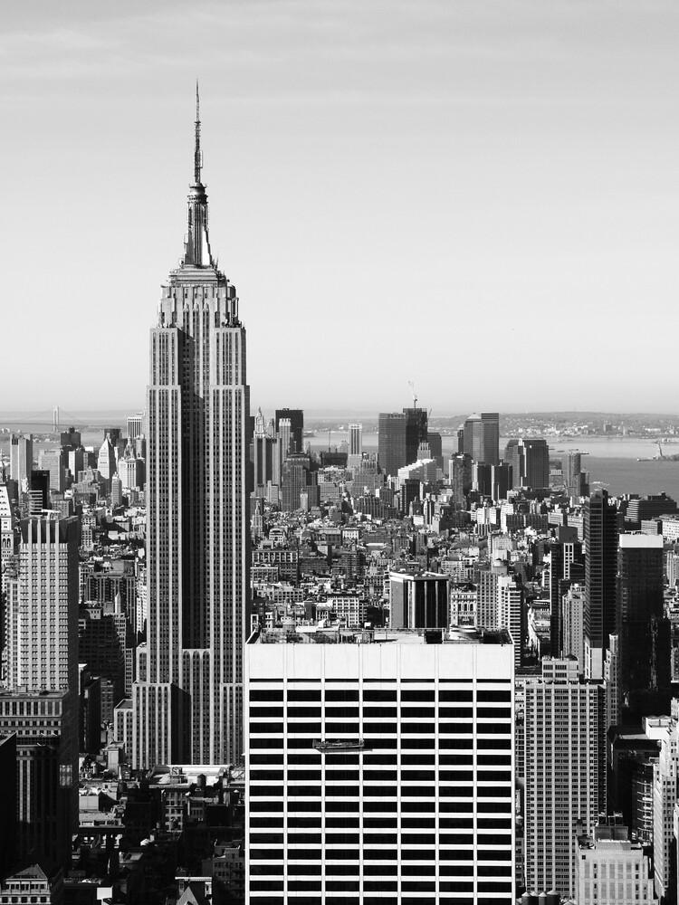 NYC - fotokunst von Kay Block