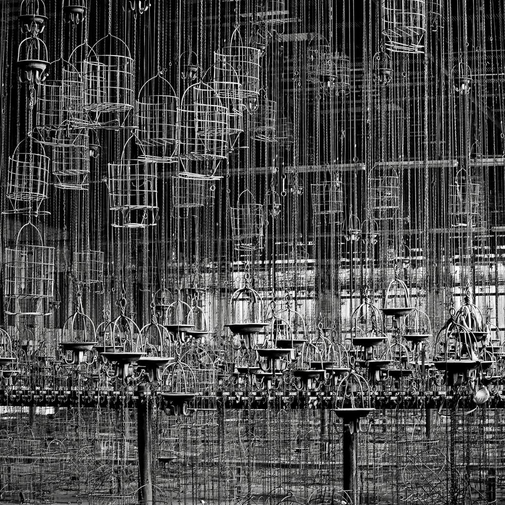 Waschkaue #19 - Fineart photography by J. Daniel Hunger