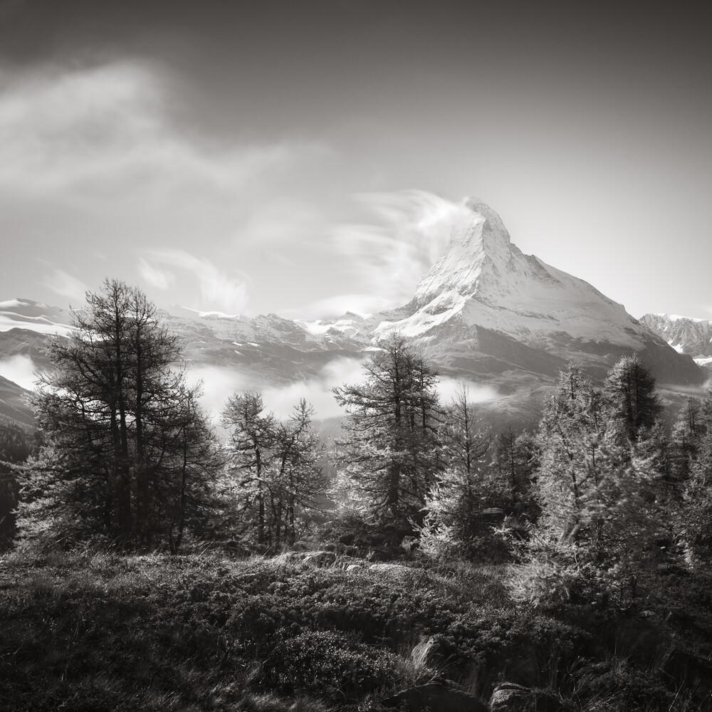 Matterhorn - Fineart photography by Ronny Behnert