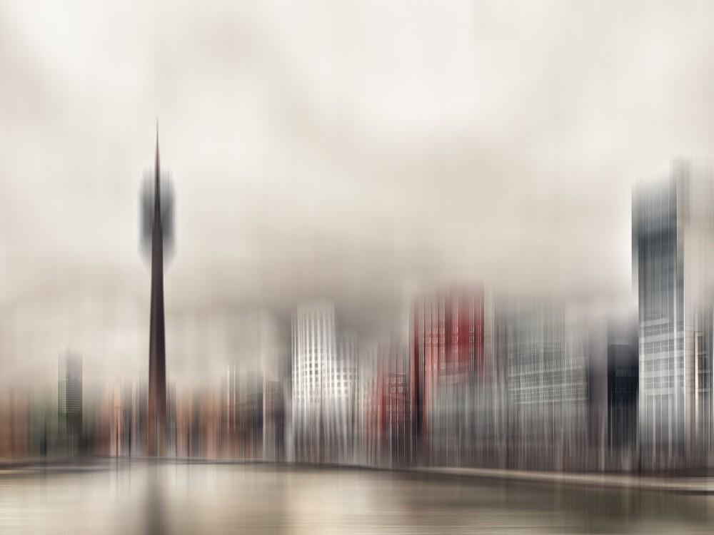 City in Motion - fotokunst von Klaus-peter Kubik