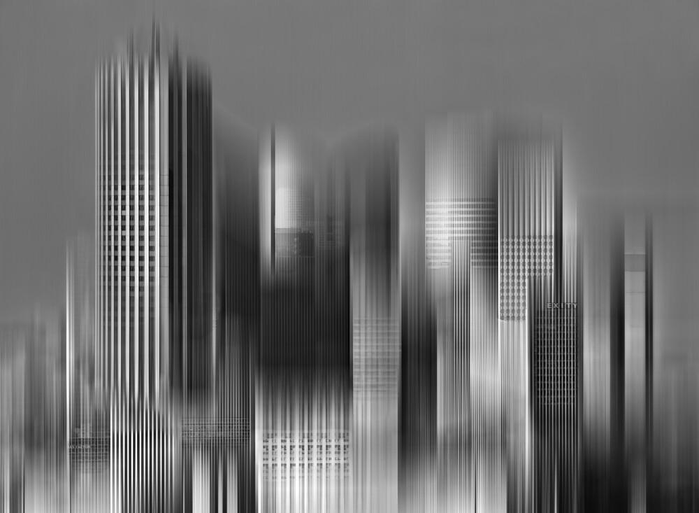 SilverVision - fotokunst von Klaus-peter Kubik