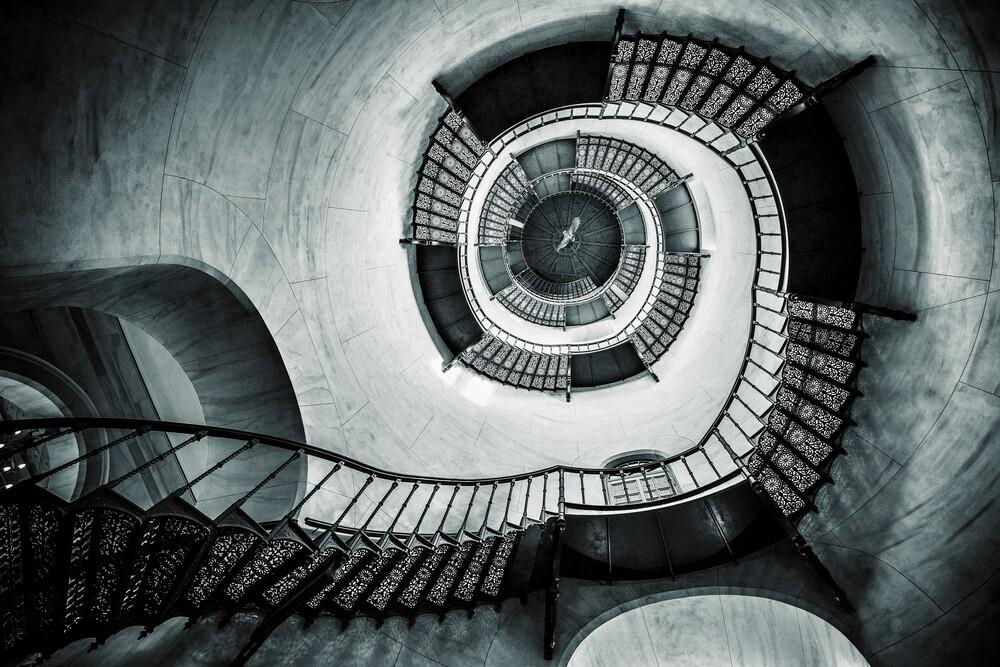 die treppe - Fineart photography by Michaela Ertelt