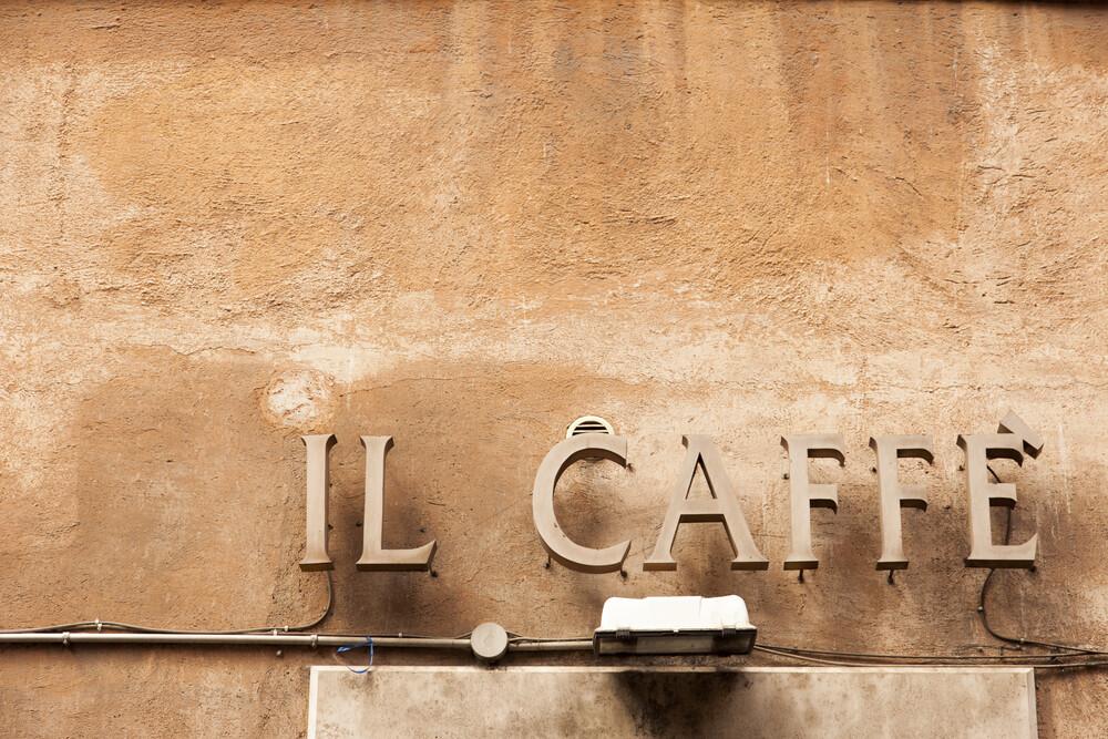 Caffè - fotokunst von Stefanie Grewel