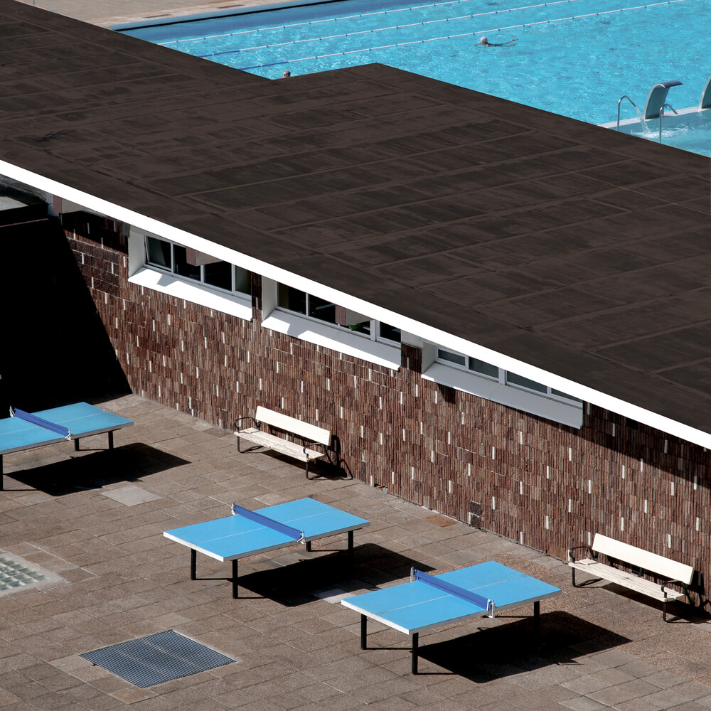 ping pong and pool - fotokunst von Igor Krieg