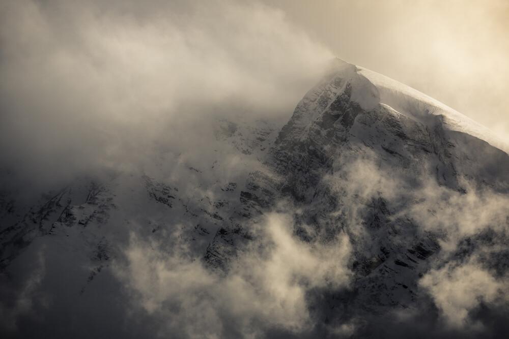 cloudy afternoon - fotokunst von Jan Eric Euler