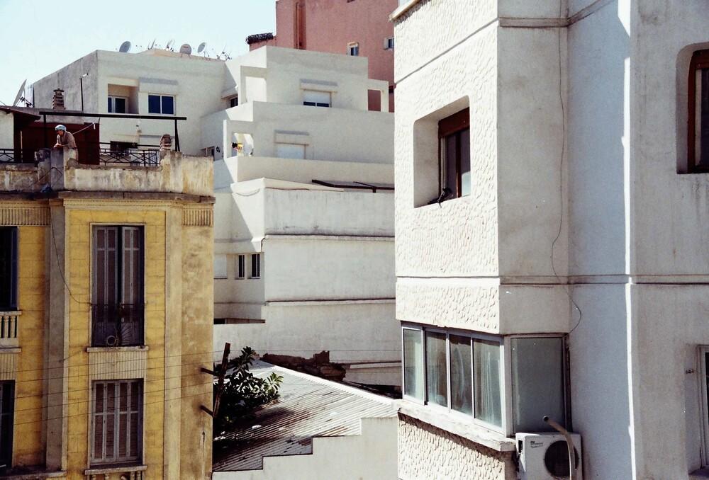 Maisons d'Alsace à Casablanca - Fineart photography by Daniel Ritter