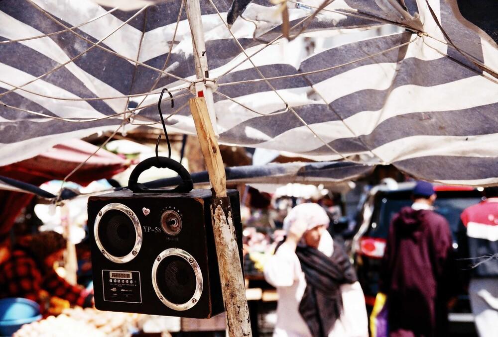 Radio du Derb Sultan - fotokunst von Daniel Ritter