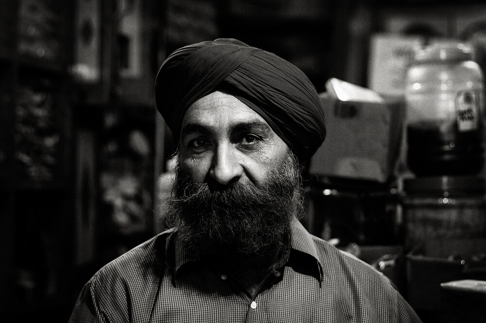 Tea Man - Fineart photography by Victoria Knobloch