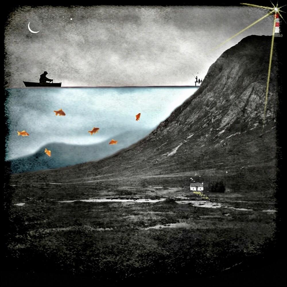 la belle nuit de pêcheurs - fotokunst von Frank Wöllnitz