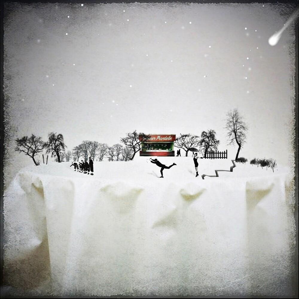 sur la glace mince - fotokunst von Frank Wöllnitz