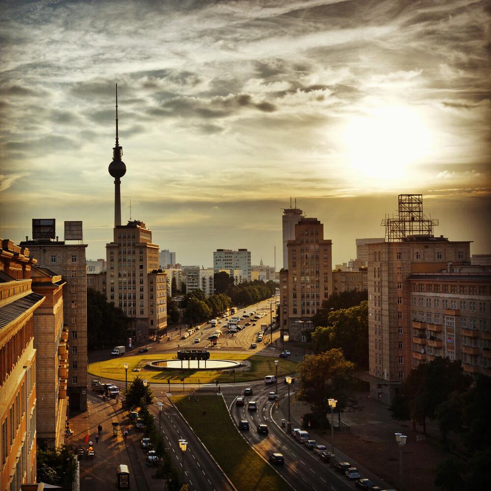 Dit is Berlin - Fineart photography by Gordon Gross