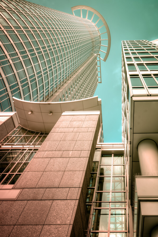 Space in Frankfurt - fotokunst von Steffen Gierok