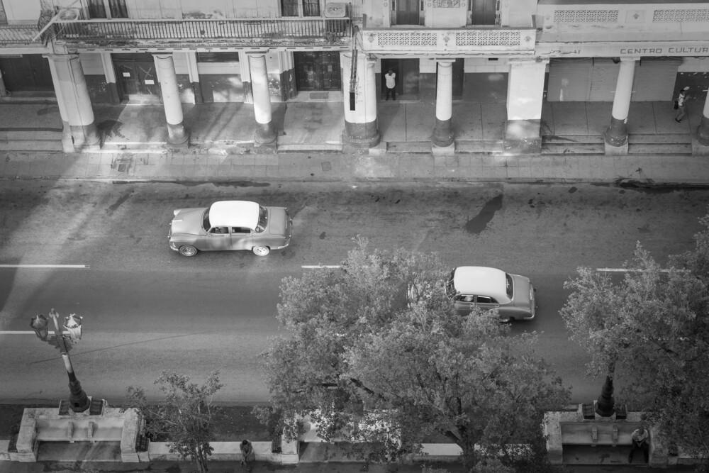 The streets of Havana - Fineart photography by Manuel Kürschner