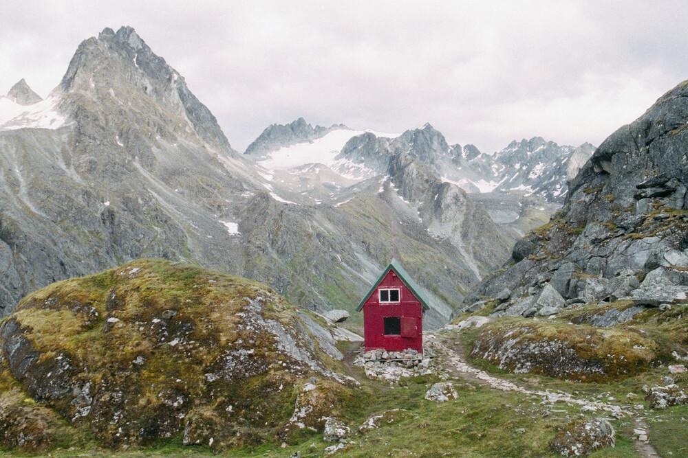 Mint Hut - fotokunst von Kevin Russ