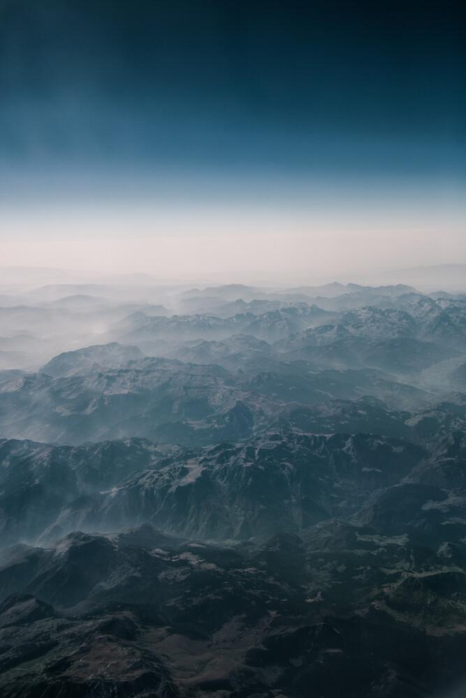 Mountain Landscape - fotokunst von Dennis F. Arnold