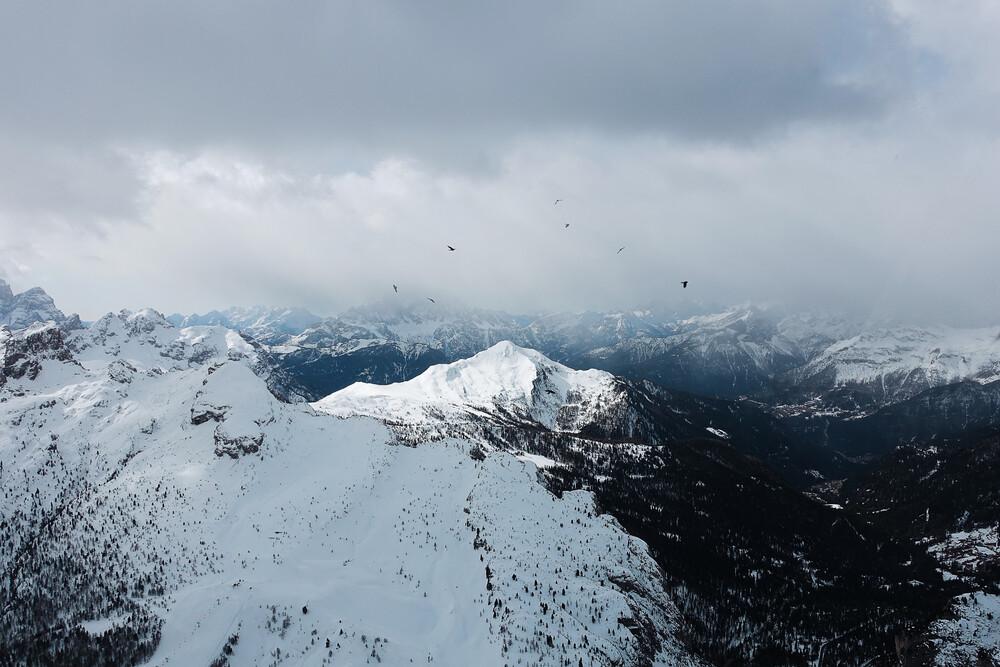 Mountain Solitude - fotokunst von Dennis F. Arnold