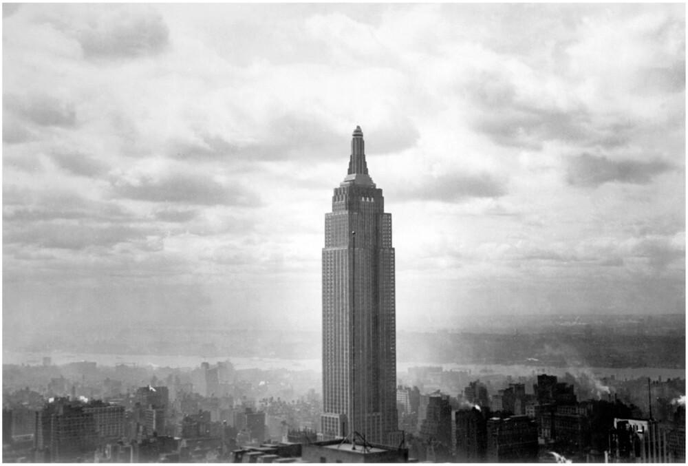 Empire State Building - fotokunst von Süddeutsche Zeitung Photo
