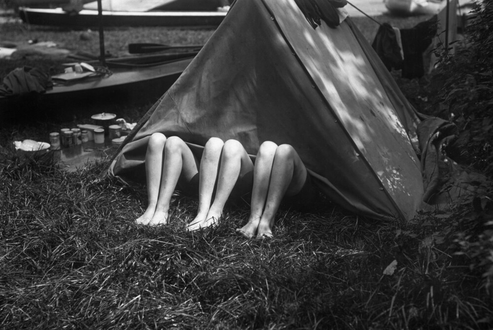 Wochenende an der Havel - fotokunst von Süddeutsche Zeitung Photo