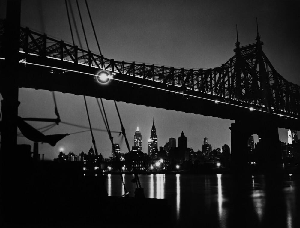 Queensboro Bridge - fotokunst von Süddeutsche Zeitung Photo