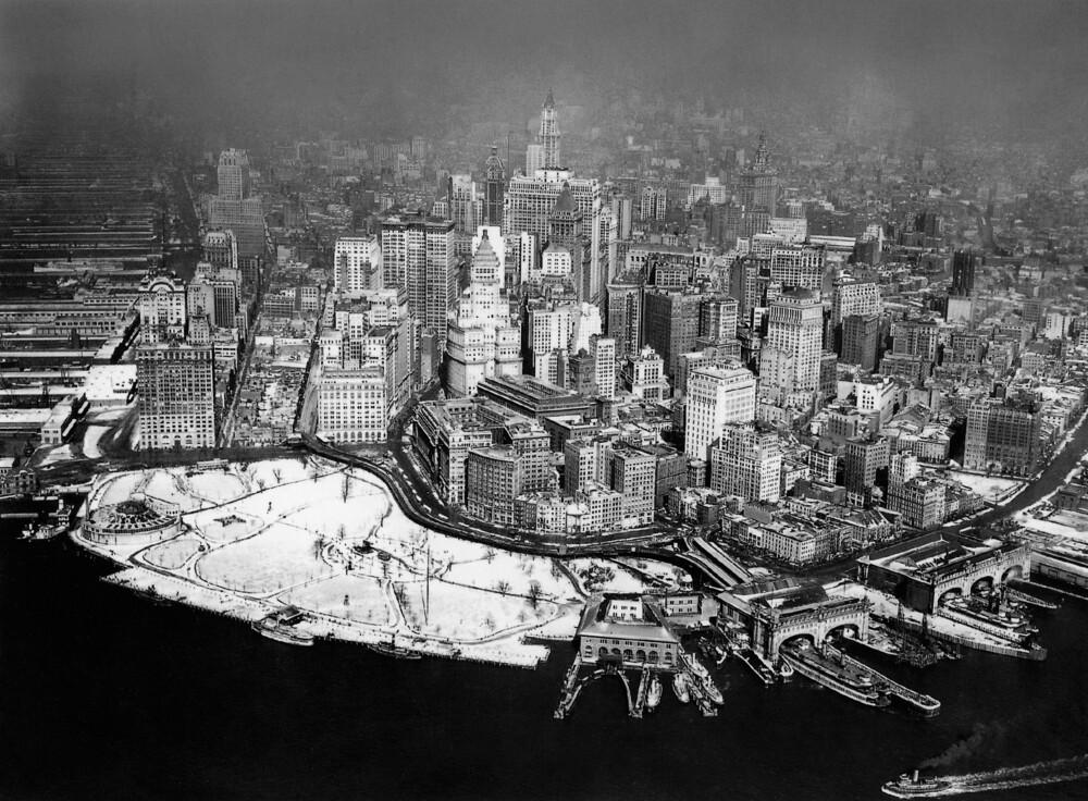 Manhattan - fotokunst von Süddeutsche Zeitung Photo