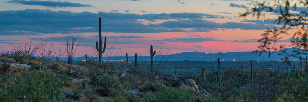 Wild West Sunset - Fineart photography by Marc Rasmus