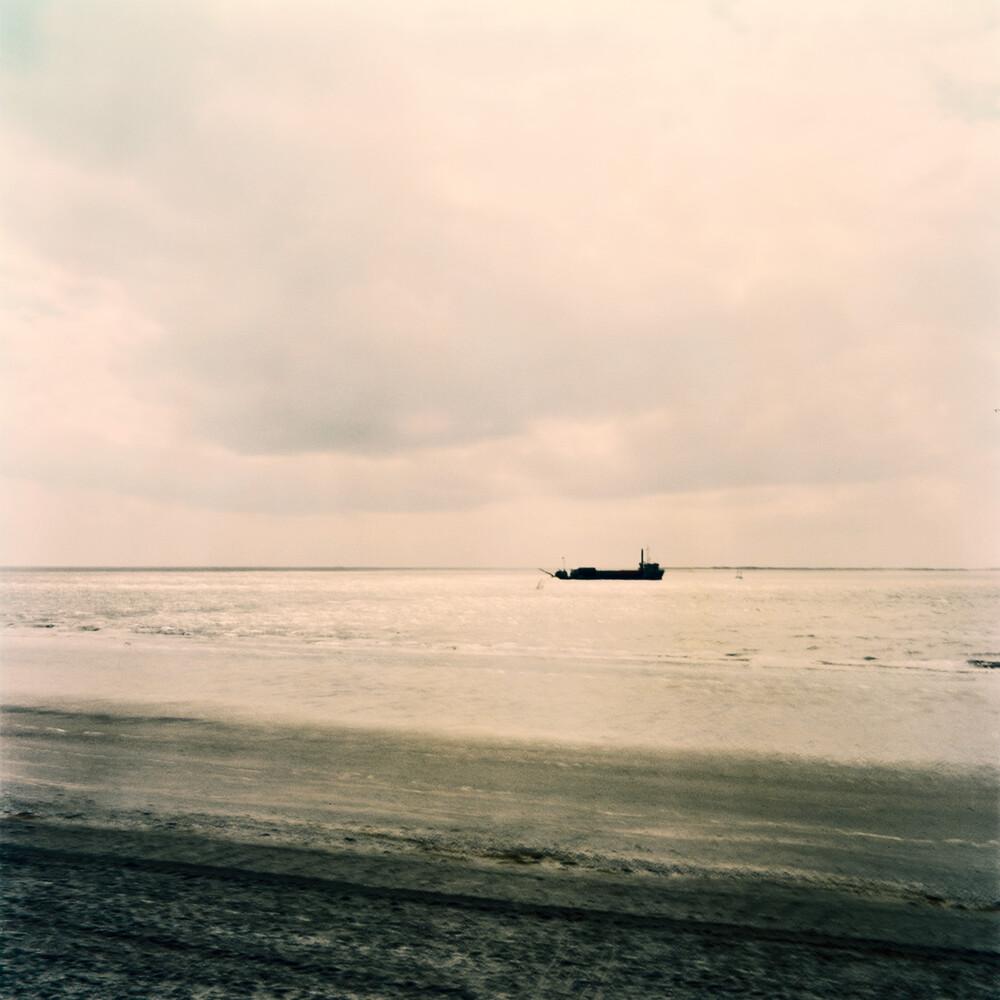 Heimathafen - fotokunst von Sylvia Landeck