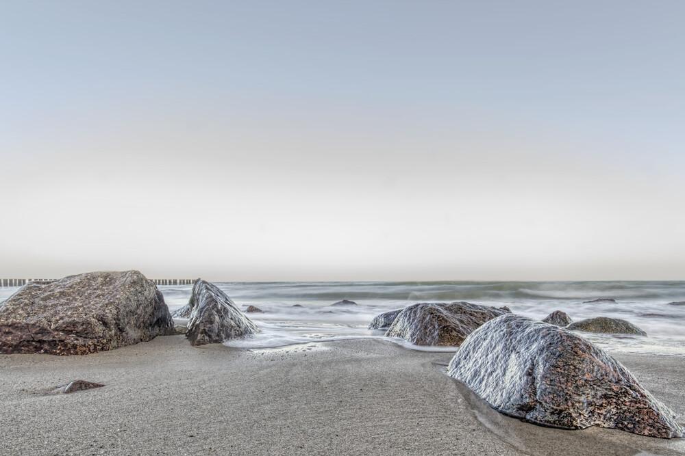 Ostsee III - fotokunst von Michael Schulz-dostal