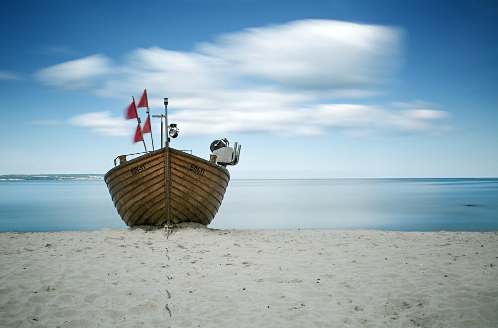 Ostsee I - fotokunst von Anke Scheibe