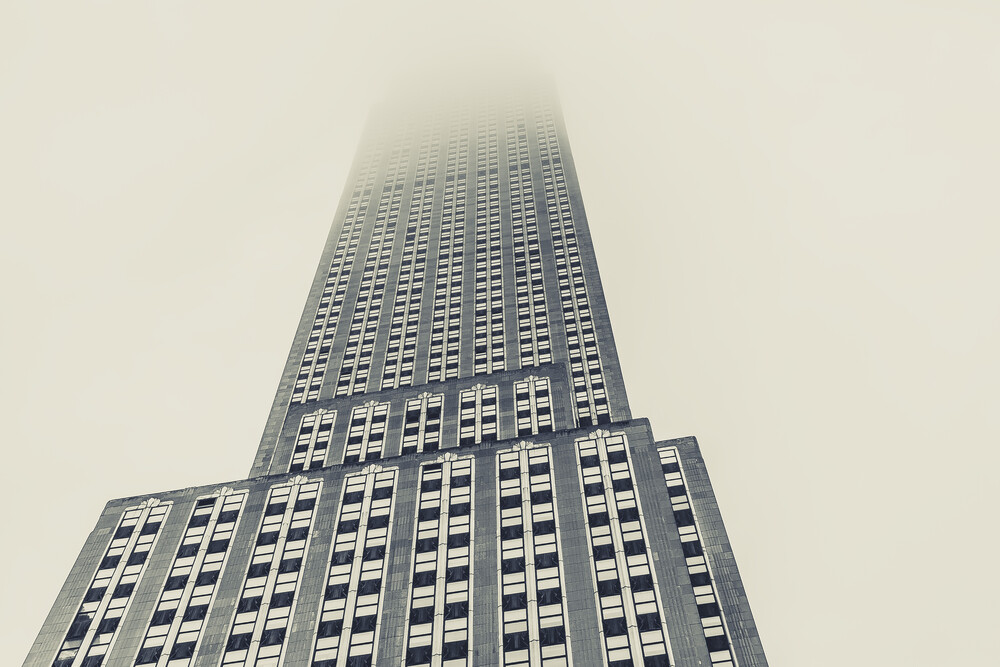 Rockefeller Building - Fineart photography by Philipp Langebner